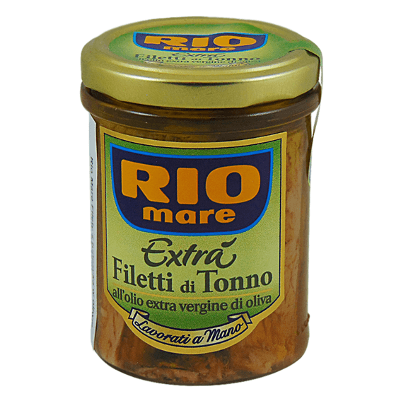 Rio Mare filety z tuńczyka