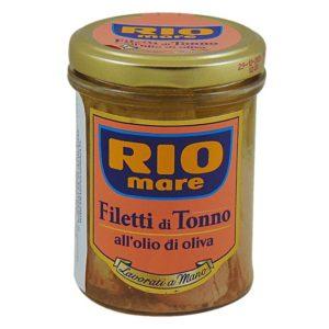 Filety z tuńczyka