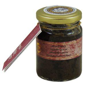 krem z czarnych oliwek