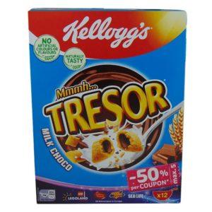 Tresor Milk Choco