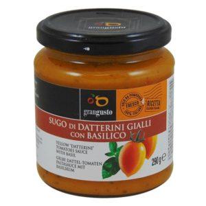 sos z żółtych pomidorków