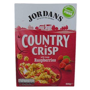 Jordans Country Crisp Raspberries