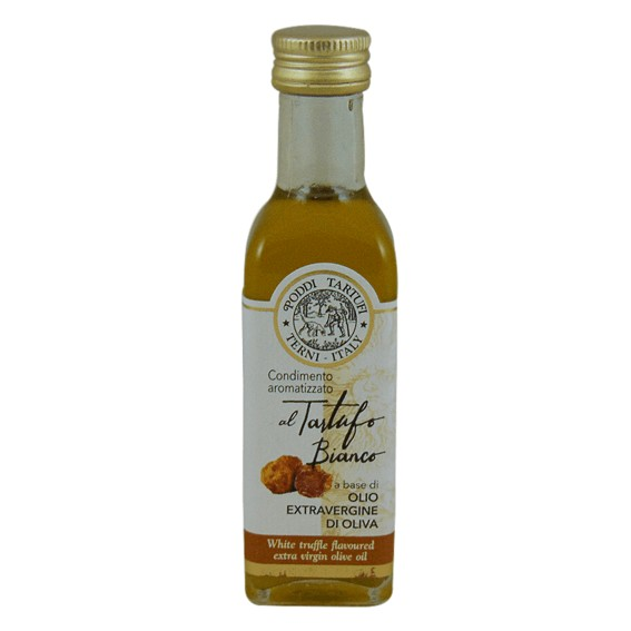 poddi tartufi oliwa extra vergine z białymi truflami