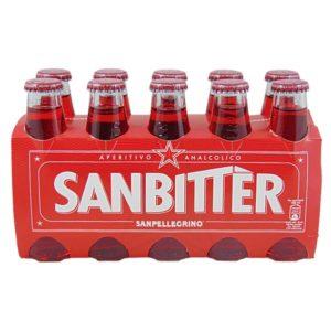 aperitif sanbitter rosso - czerwony