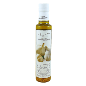 Oliwa czosnkowa