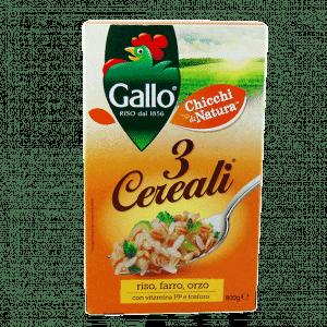 Gallo 3 cereali