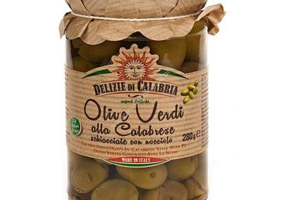zzielone oliwki