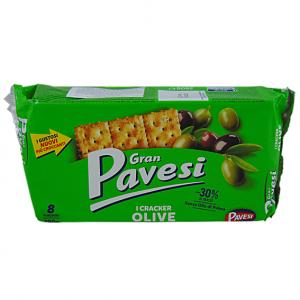 krakersy oliwkowe